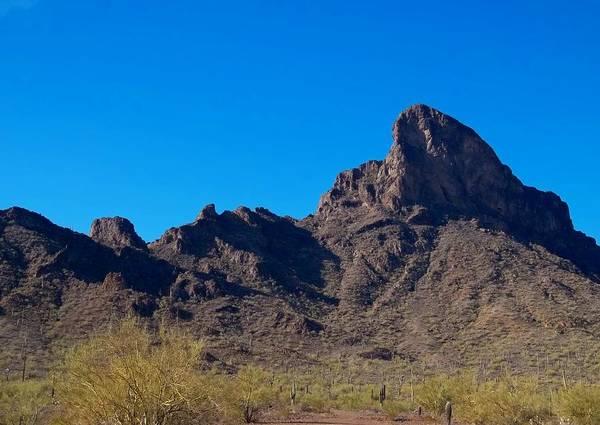 Indian Peaks Wilderness Photograph - Picacho Peak - Arizona by Glenn McCarthy Art and Photography