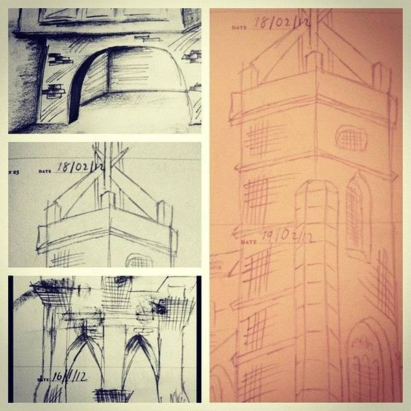 Pencil Wall Art - Photograph - #picstitch #interior #design by Grace Shine