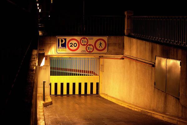 Photograph - Picturesque Parking by Lorraine Devon Wilke