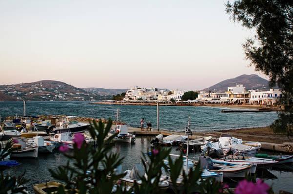 Photograph - Picturesque Paros Island by Lorraine Devon Wilke