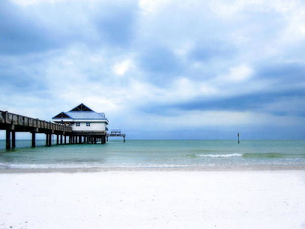 Photograph - Pier 60 At Clearwater Beach Florida by Angela Rath