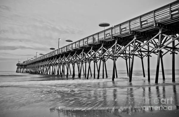 Wall Art - Photograph - Pier by Matthew Trudeau