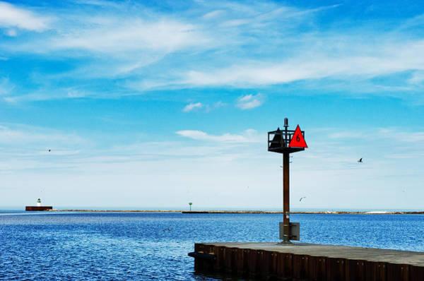 Photograph - Pier Six by Richard Kopchock