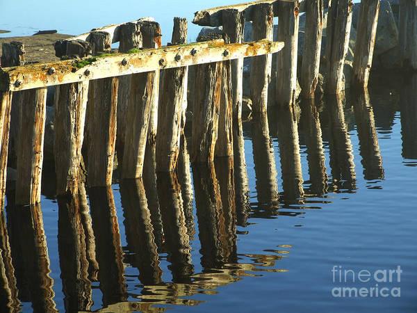 Photograph - Pierless Photograph by Kristen Fox