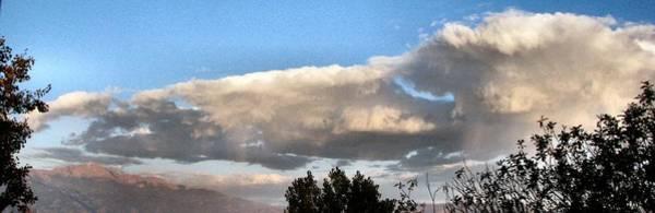 Wall Art - Photograph - Pikes Peak Sunrise - Clouds Forming by Dana Carroll