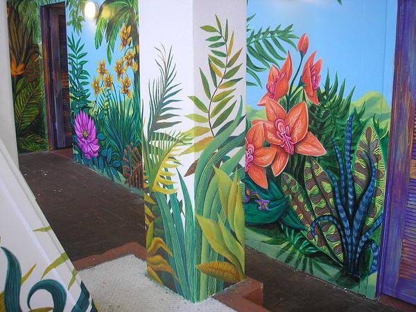 Painting - Pillar 2 by Igor Postash