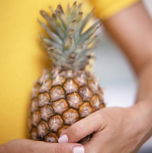 Pineapple Photograph - Pineapple by Cristina Pedrazzini