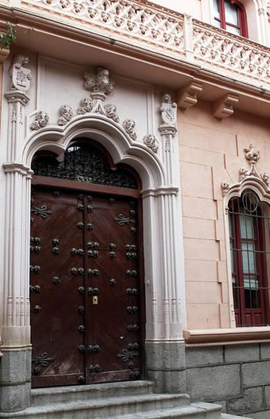 Photograph - Pink Palace Mansion by Lorraine Devon Wilke