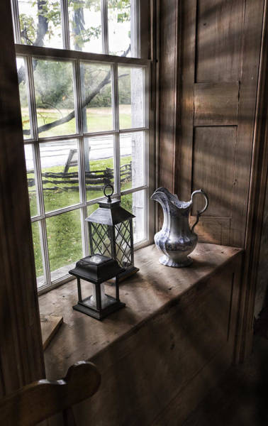 Dwelling Photograph - Pitcher Window by Peter Chilelli