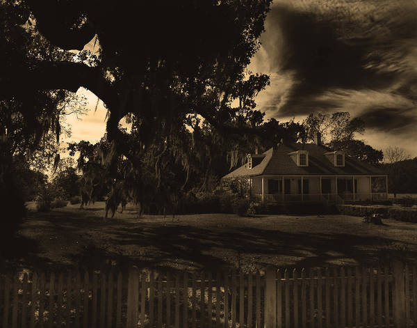 Photograph - Plantation House  by Maggy Marsh