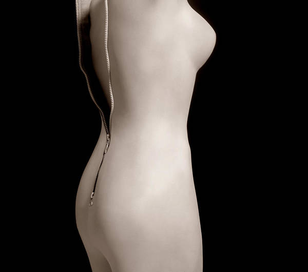 Flawless Photograph - Plastic Surgery by Neal Grundy