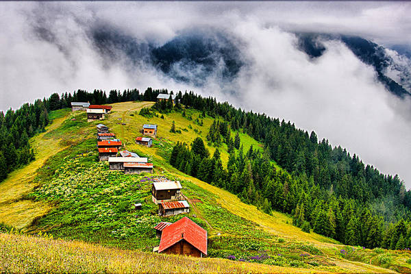 Photograph - Plateau by Okan YILMAZ