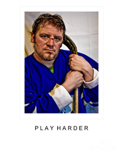 Photograph - Play Harder by Traci Cottingham