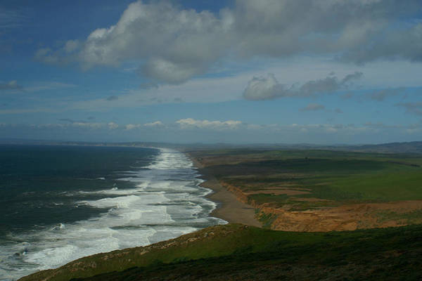Photograph - Point Reyes 1 by David Armentrout