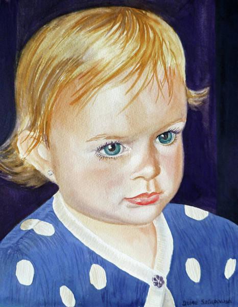 Painting - Polka Dots by Irina Sztukowski