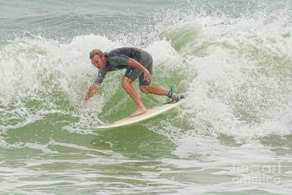 Photograph - Ponce Surfer 121611 by Deborah Benoit