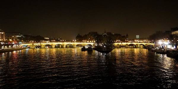 Photograph - Pont Neuf by Keith Stokes