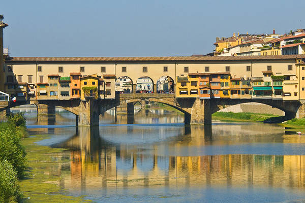 Photograph - Ponte Vecchio by Richard Henne