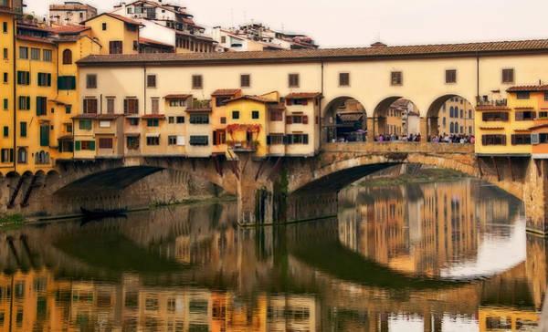 Photograph - Ponte Vecchio by Steven Sparks