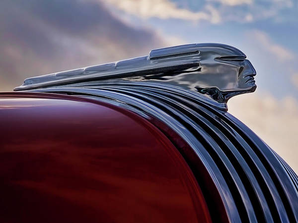 Wall Art - Digital Art - Pontiac Chief by Douglas Pittman
