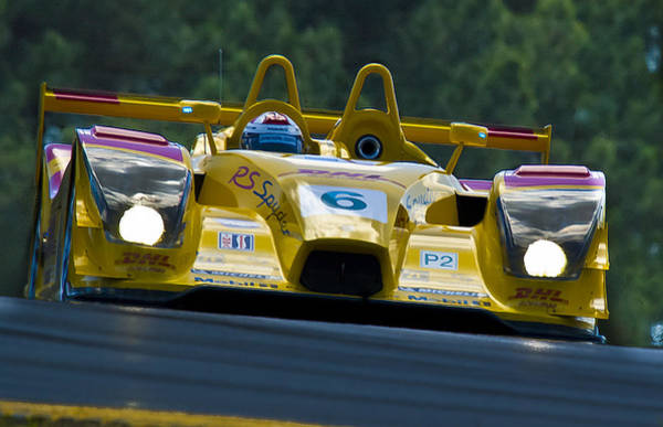 Photograph - Porche Rs Spyder  by Rick Hartigan