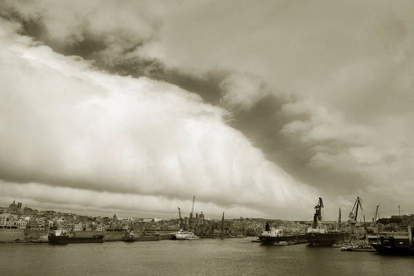 Wall Art - Photograph - Port Of Valletta. by Terence Davis