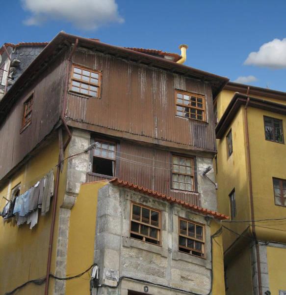 Porto By Day Art Print