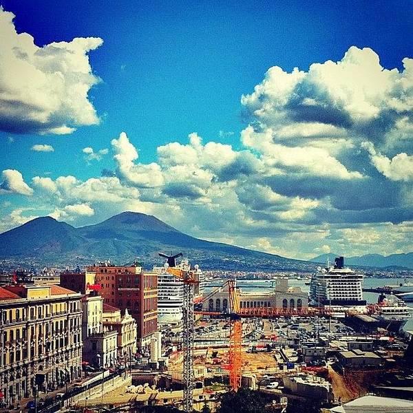 Wall Art - Photograph - Porto Di Napoli by Gianluca Sommella