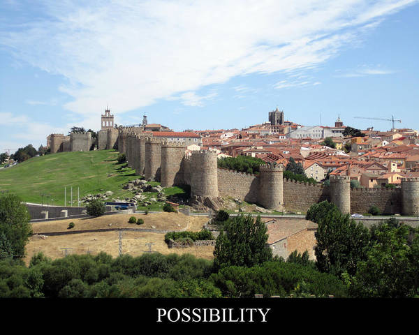 Photograph - Possibility Motivational by John Shiron