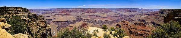Photograph - Powell Point Panorama by Greg Norrell