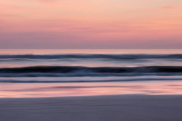 Photograph - Predawn Surf II by Steven Sparks