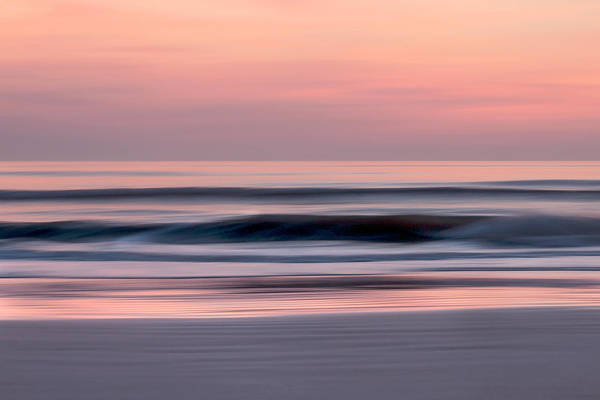 Photograph - Predawn Surf IIi by Steven Sparks
