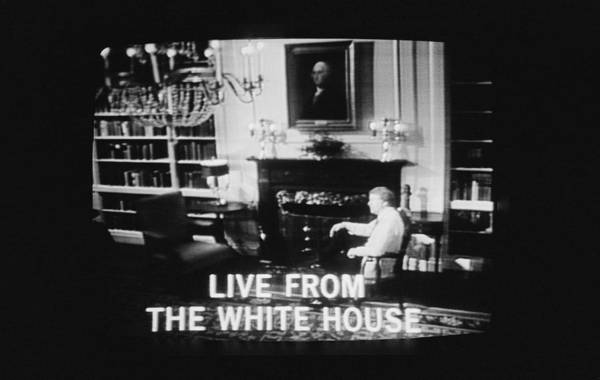 Energy Crisis Photograph - President Jimmy Carter Worn A Folksy by Everett
