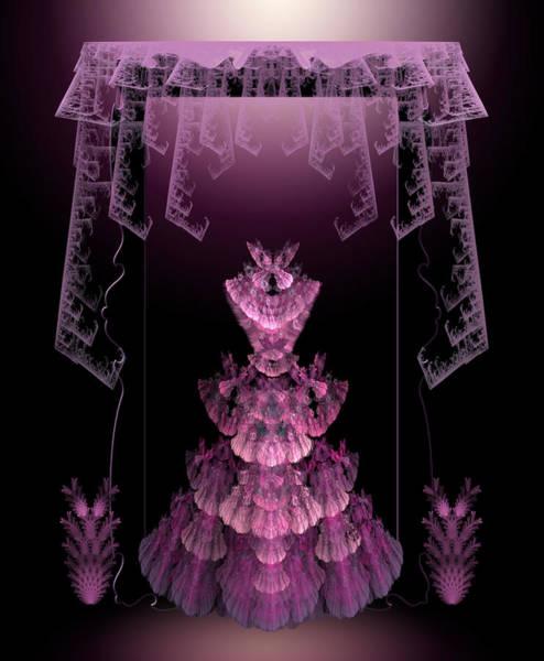 Digital Art - Pretty In Pink by Karla White