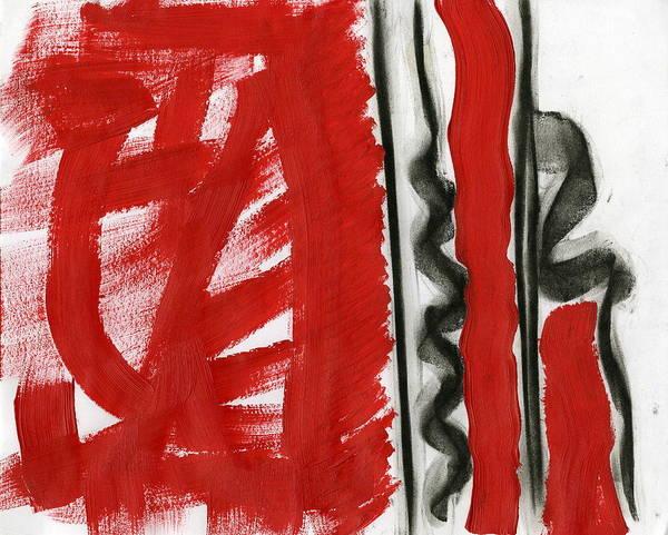 Primal Painting - Primal Substance by Taylor Webb