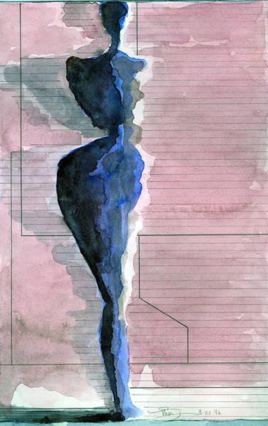 Painting - . by James Lanigan Thompson MFA