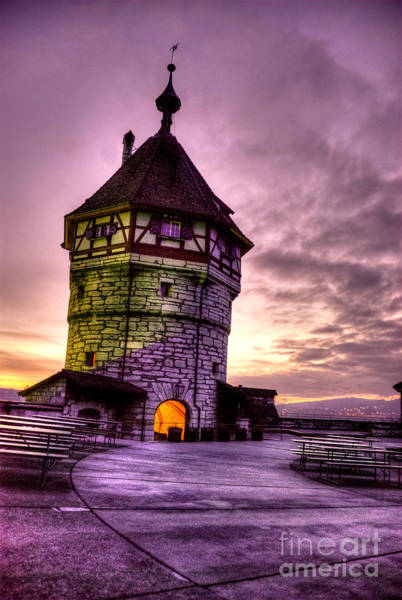 Winterthur Wall Art - Photograph - Princes Tower by Syed Aqueel