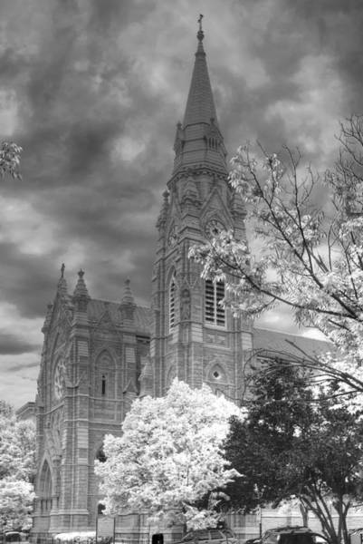 Photograph - Prominate Church by Dennis Dame