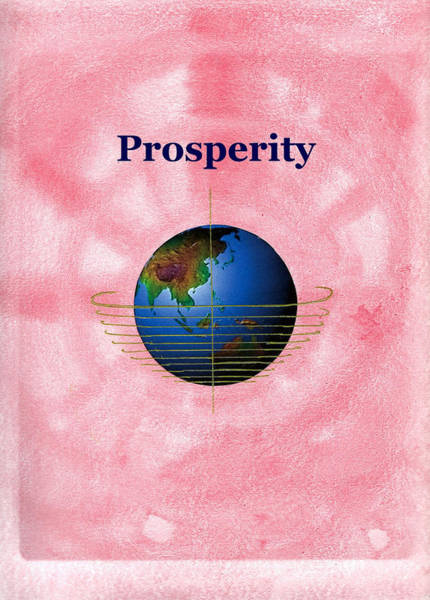 Painting - Prosperity by Ahonu