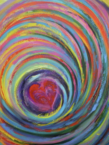 Painting - Psalm 91 by Deborah Brown Maher
