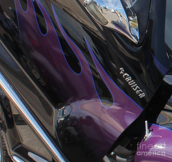 Photograph - Pt Cruiser by Donna L Munro
