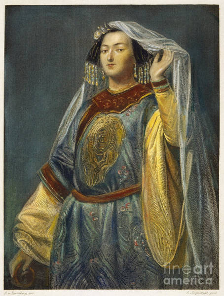Heroine Photograph - Puccini: Turandot by Granger
