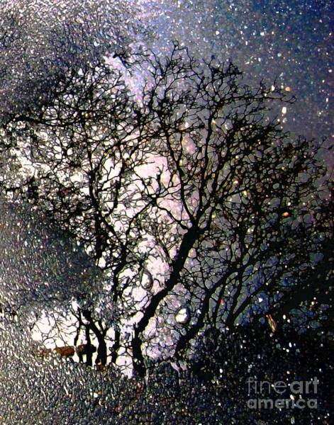 Digital Art - Puddle Art 9 by Dale   Ford