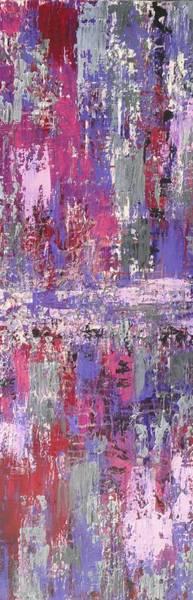 Wall Art - Painting - Purple Haze by Elizabeth Langreiter