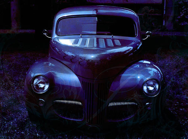 Rogue Valley Photograph - Purple Perfection by Teri Schuster