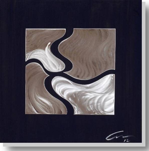 Interior Wall Art - Painting - Puzzle by Mac Worthington