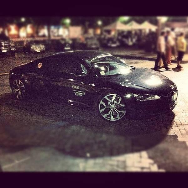 Audi Photograph - #q8 #qatar #exotic #r8 #royal by Fabrizio Leonardi