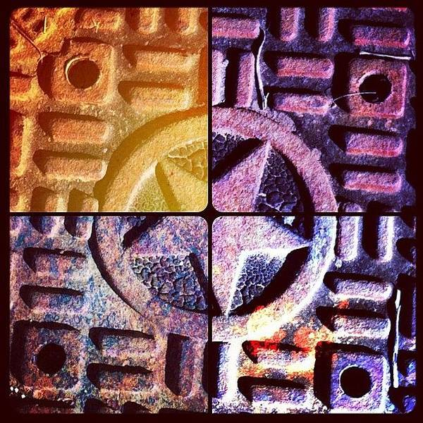 Eden Wall Art - Photograph - Quartered Star by Dave Edens