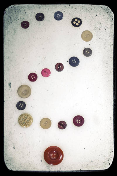 Question Photograph - Question Mark by Joana Kruse