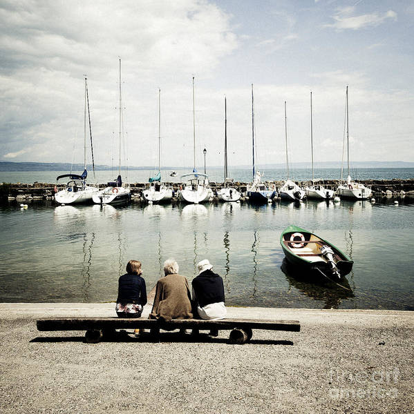 Photograph - Quiet Afternoon by RicharD Murphy